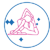 girl sitting in yoga pose using yoga as stress management tool to reduce stress
