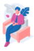 graphic_man_sitting_on_chair_thinking_of_anxiety