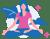 woman sitting in lotus pose performing yoga