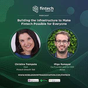 Building the Infrastructure to Make Fintech Possible for Everyone