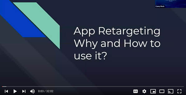 The Do's and Don'ts of Retargeting Apps
