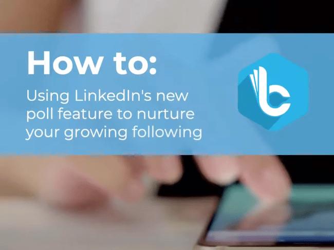 Nurturing LinkedIn Leads