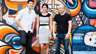 Canva-cofounders