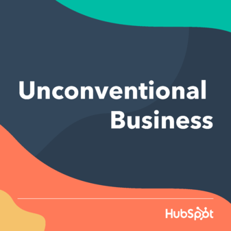 Podcast cover - Unconventional Business