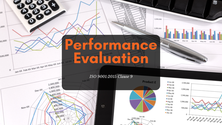 ISO 9001:2015 Clause 9 Performance Evaluation