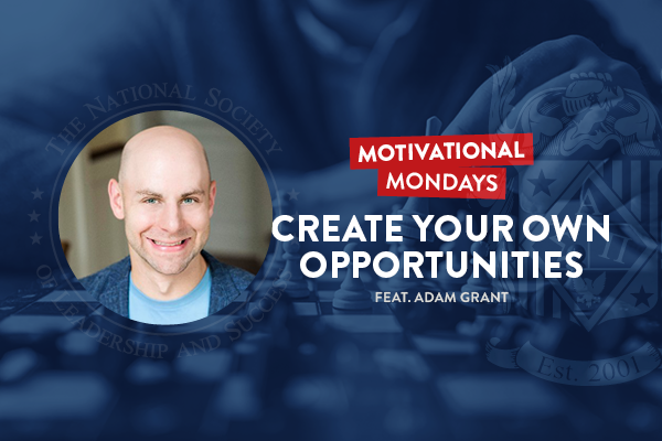 NSLS_Adam_Grant_Podcast_Leadership_Advice_on_how_to_create_luck_and_opportunities