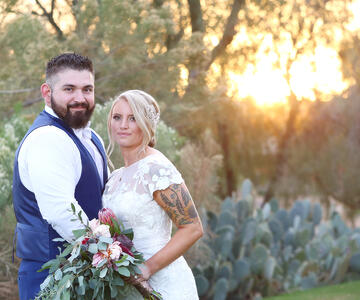 Newly Remodeled Palm Valley Wedding Venue