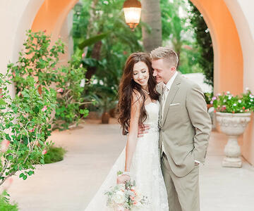 Discover Arizona's Best Kept Secret: Secret Garden by Wedgewood Weddings