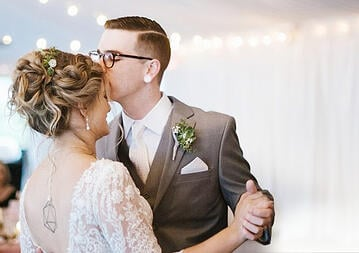 A beautiful first dance at Stonebridge Manor | Music by Direct Sounds