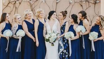Real Wedding Feature: Aliso Viejo, CA in Orange County