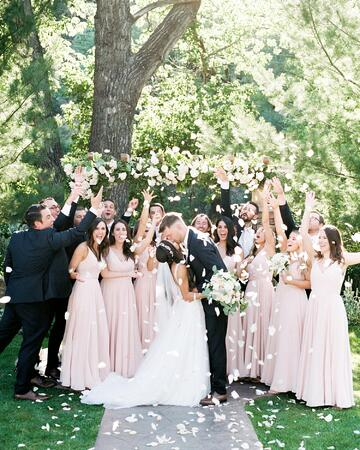 Annie & Jakes Inspirational Creekside Wedding in Boulder, CO - Boulder Creek by Wedgewood Weddings