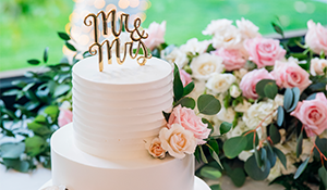 Gorgeous Wedding Cake Designs and Ideas