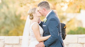 Courtney & Hunter's Remarkable Wedding Story at Ocotillo Oasis