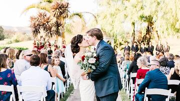 Your Central California weddings guide to venues and local entertainment