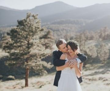 Best Wedding Venue in Colorado Springs. Editors Choice Award Winner 2020: Black Forest by Wedgewood Weddings.