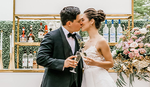 Wine Ideas from Wedding Experts