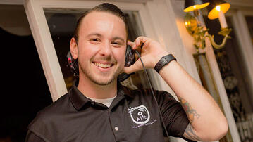 Meet Austin Murray - Our Top Choice Wedding DJ for Temecula, CA Events