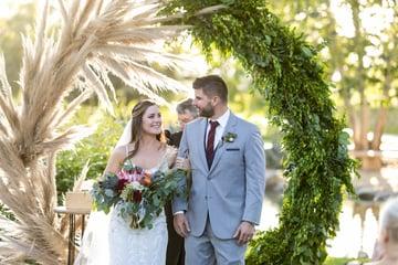 5 Wedding Arbor Ideas We Love