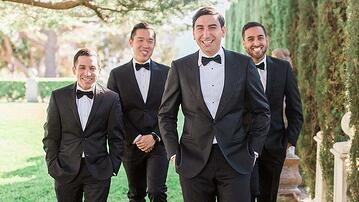 What to Wear: Men's Wedding Attire Style Guide