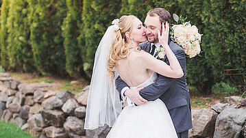 Real Wedding at Sequoia Mansion in Placerville, CA