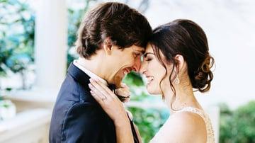Real Wedding: Savannah & Bryan at Sterling Hotel, CA