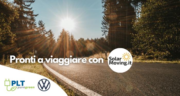 Mobilità sostenibile SolarMoving