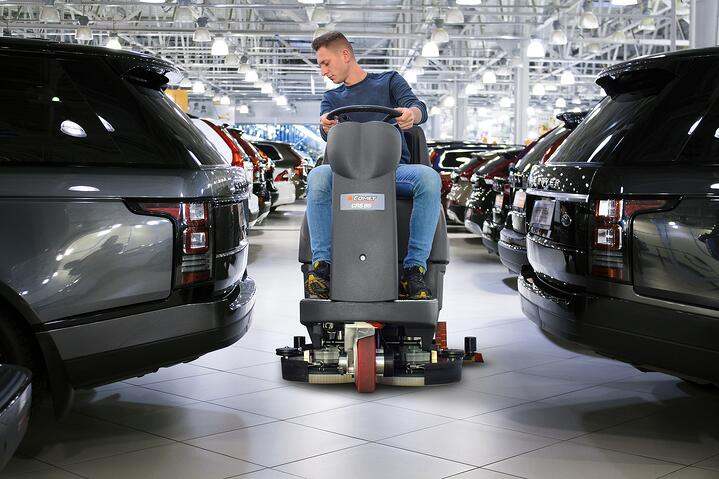 THE BEST SOLUTIONS FOR AUTOMOTIVE: EASY AND FAST CLEANING TO WORK BETTER AND SELL MORE