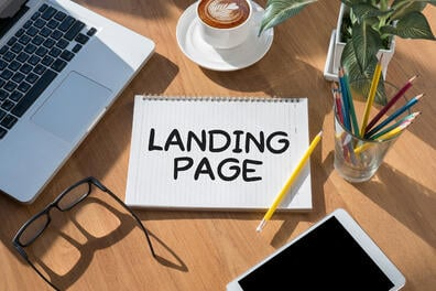 A Visual Guide to the Perfect Landing Page