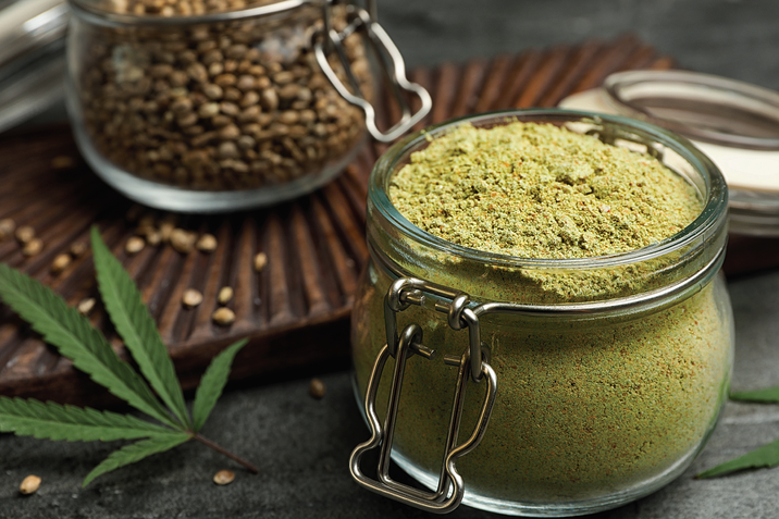cannabis infused food trends