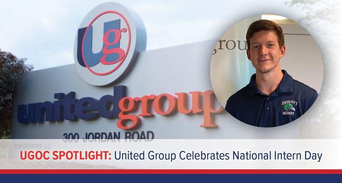 UGOC SPOTLIGHT: UNITED GROUP CELEBRATES NATIONAL INTERN DAY