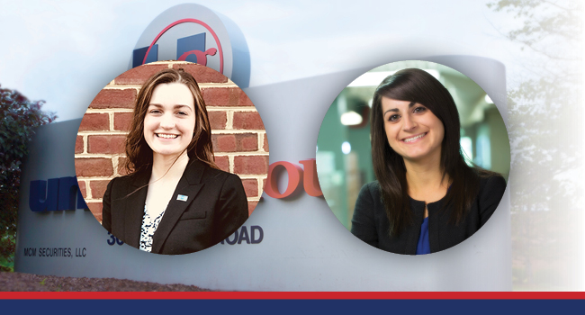 UGOC's Michaela DiGiacomo and Bekah Hebert Earn SHRM Credential