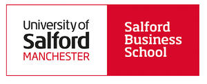 Salford Business School Logo