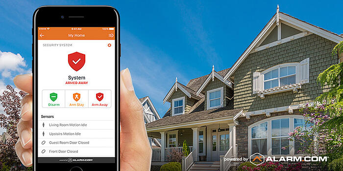 Sting Alarm: Home Security Las Vegas Can Trust!