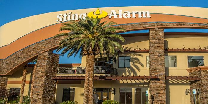 Local vs. National Las Vegas Home Security Companies