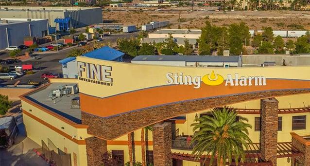 Join with Sting Alarm to Help Safeguard Las Vegas Neighborhoods