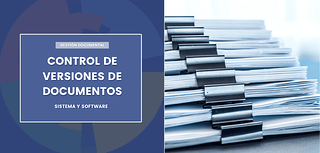 control versiones documentos