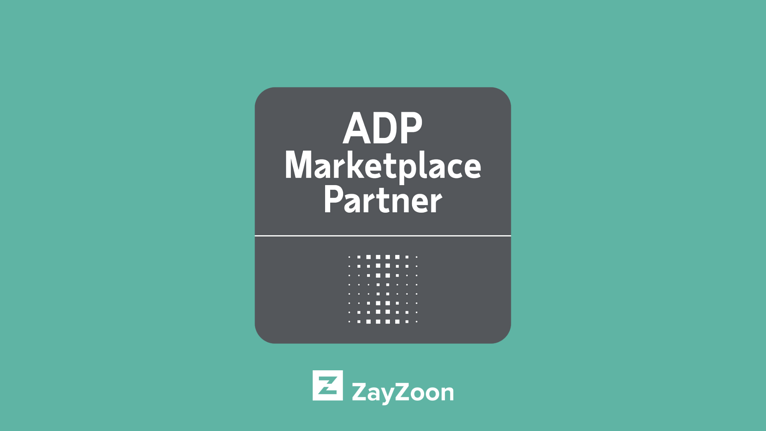 When life gives you lemons, get ZayZoon onto ADP Marketplace