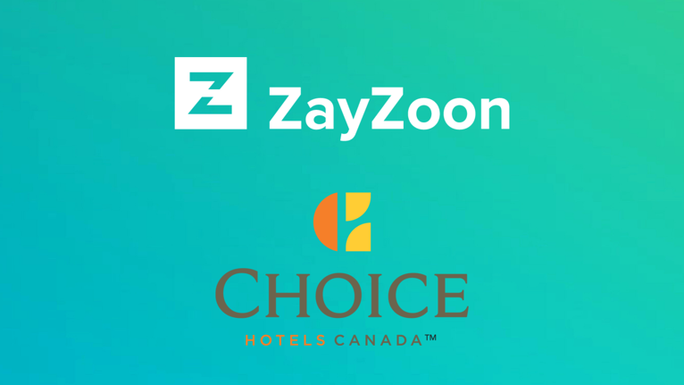 ZayZoon Selected as a Qualified Vendor by Choice Hotels International for Earned Wage Access and Financial Education