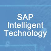 SAP Intelligent Technologies Overview