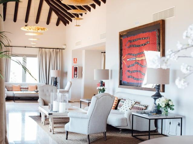 Hoteles 5 estrellas Tenerife: Las Terrazas de Abama