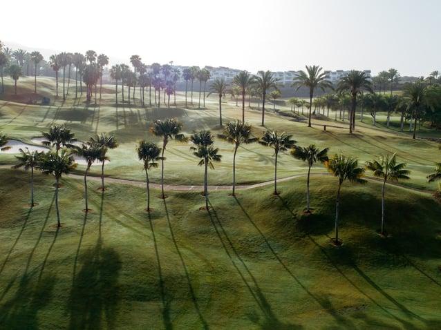 Abama wurde als eines hervorragenden Golf Resort Spanien ausgezeichnet