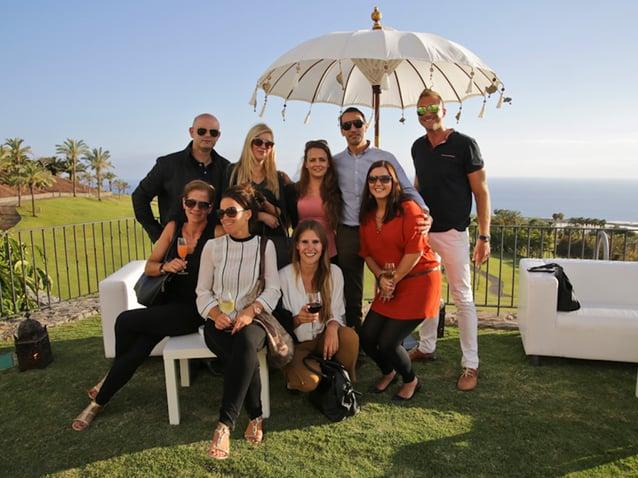 Aufregung um unsere neuen Luxusvillen im Abama Resort