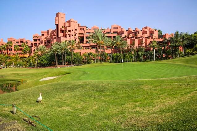 Les resorts de golf Espagne séduisent le marché Européen