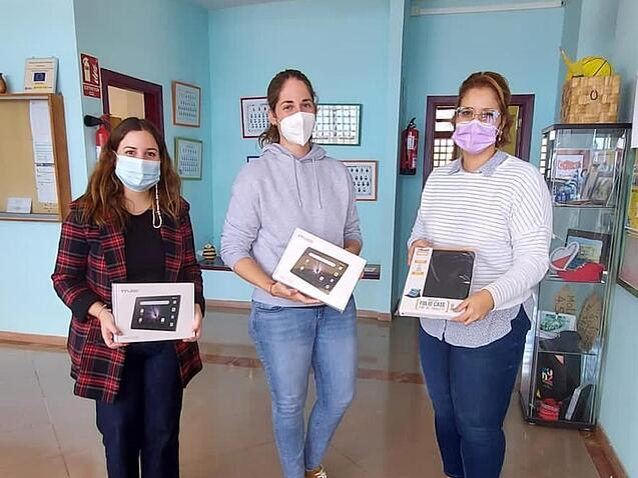 Cathaysa Vargas Social Welfare Ministry Guía de Isora