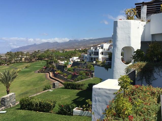Abama propriétés de luxe inaugure la cinquième et dernière phase de ses appartements Las Terrazas