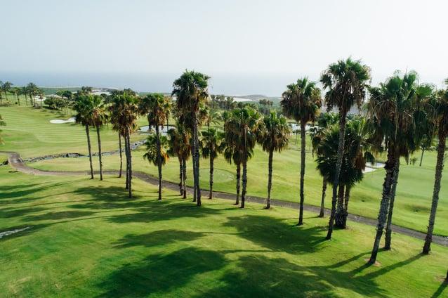 Abama Luxury Residences sponsert europäische Golfturniere
