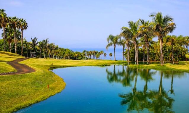 Sommerliche Empfehlungen für Golf Teneriffa in Abama