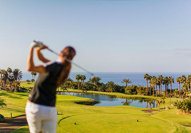 The Abama Golf Academy could be a big part of your golf and spa breaks