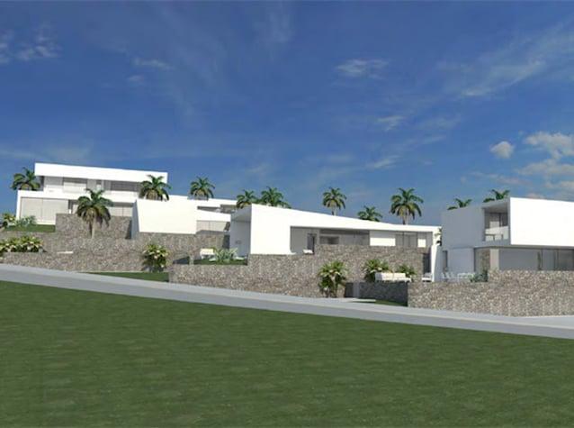 Neue Luxusimmobilien sind verfügbar: Las Casas del Lago