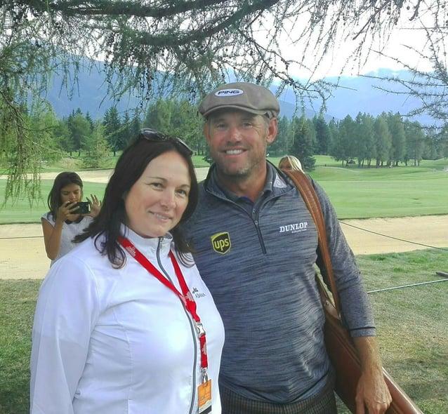 Abama, presente en uno de los torneos de golf más importantes del continente: Omega European Masters